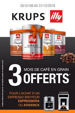 Mois de café en grain 3 offerts