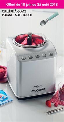 Magimix vous offre une cuillère à glace