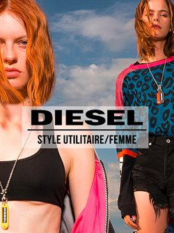 Style Utilitaire / Femme