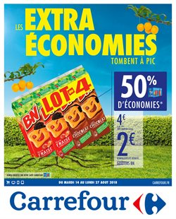 Les Extra Economies Tombent à Pic 8