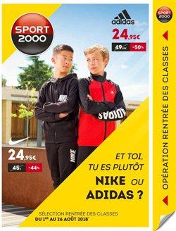 Nike ou Adidas?