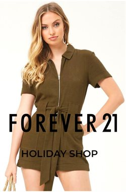 Forever 21 Holiday Shop