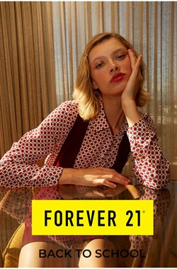 Back to school Forever 21