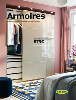 Catalogue Armoires 2019