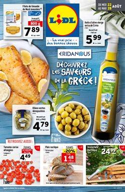 Découvrez les saveurs de la Grèce!