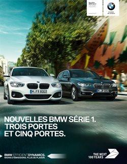 Nouvelles BMW Série 1