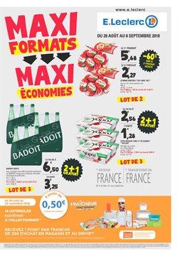 Maxi formats Maxi economies