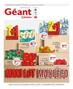 Maxi Lot Maxi Éco