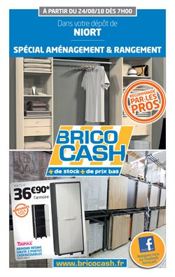 Brico Cash Catalogue Réduction Et Code Promo Janvier 2019