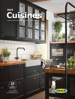 Catalogue Cuisines 2019
