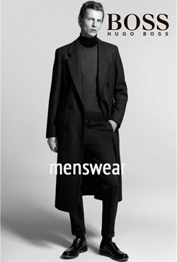 Hugo Boss Menswear
