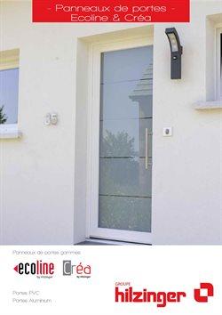 Panneaux de portes - Ecoline & Créa