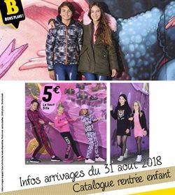 Catalogue Rentrée Enfant