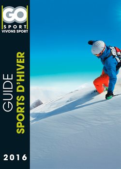 Guide Sports d'hiver
