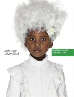 Catalogue enfants Automne Hiver 2018