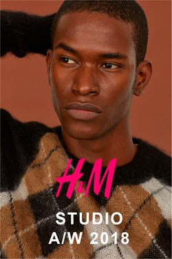 H&M Men Studio A/W 2018