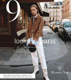 Nine Looks in Paris