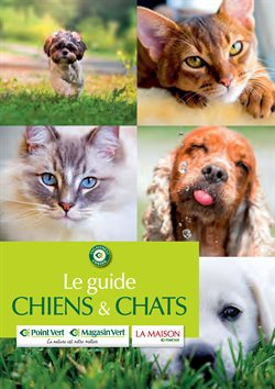 Le Guide Chiens & Chats