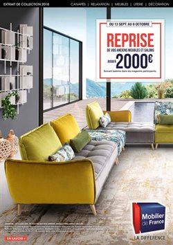 Catalogue Mobilier de France