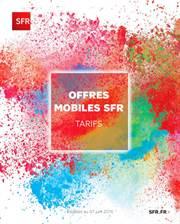 Offres Mobiles SFR