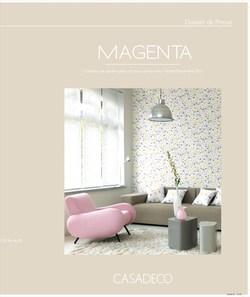 Casa Deco - Magenta