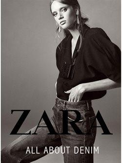 Zara All about denim