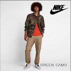 Nike Men Green