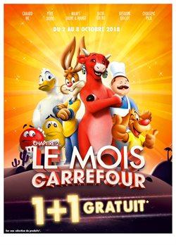Chapitre 2 - Le Mois Carrefour