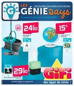 Les Génie Days