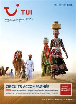 Circuits Accompagnés Collection 2019