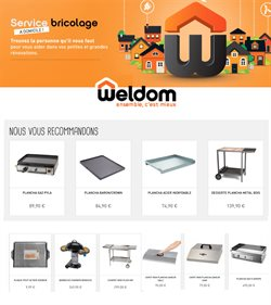 Weldom - Barbecue et Accessoires