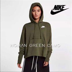 NIKE Woman Green