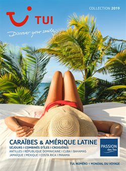 Caraïbes & Amérique Latine Collection 2019