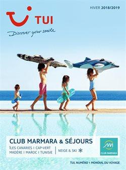 Club Marmara & Séjours Hiver 2018/2019