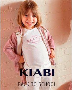 Kiabi Girls Back to school