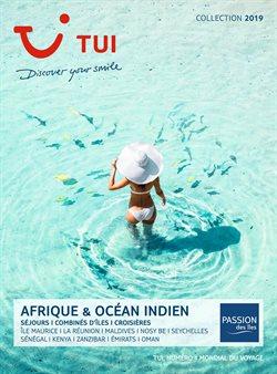 Afrique & Océan Indien Collection 2019