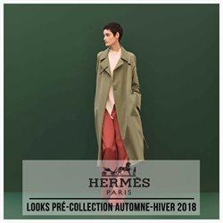 Looks Pré-Collection Automne-Hiver 2018