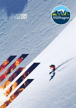 ESPACE MONTAGNE SÉLECTION HIVER 2016-2017