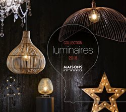 Collection Luminaires 2018