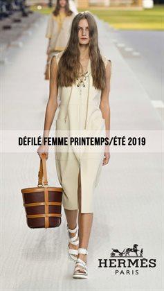 Défilé Femme Printemps/Été 2019