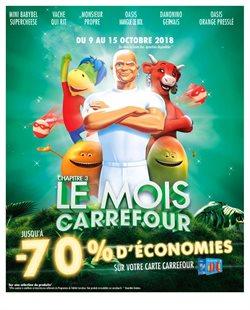 Chapitre 3 - Le Mois Carrefour