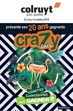 Les crazy days
