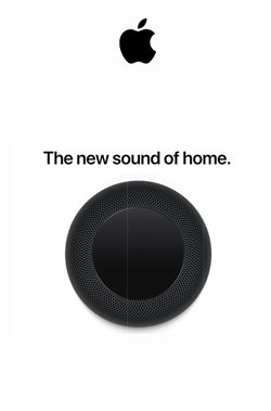 Apple The sound of home