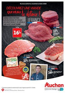 Découvrez une viande qui veau le détour