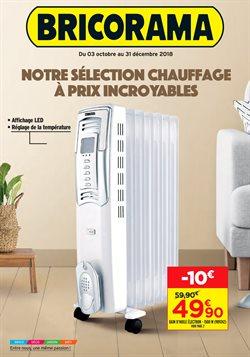 Notre sélection chauffage à prix incroyables