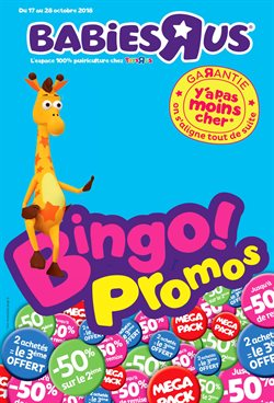 Bingo Promos!