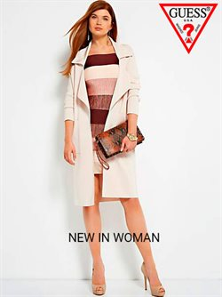 Guess New in woman