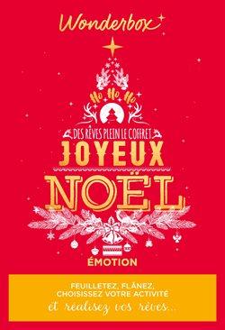 Joyeux Noël - Émotion