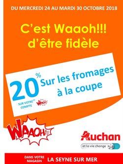 Remises Waaoh du  24 au 30 octobre