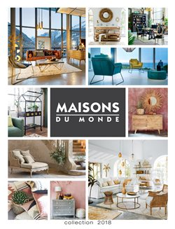 maison du monde catalogue en ligne 2017 ventana blog. Black Bedroom Furniture Sets. Home Design Ideas